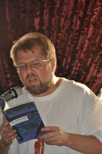 Gary Cummiskey - 'n vurige digter