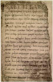 Beowulf-manuskrip