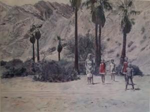 """""""Desert Flowers"""", deur Annelie Venter"""