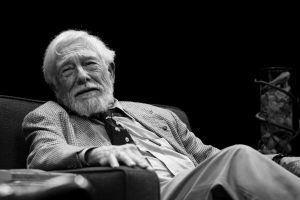 Gary Snyder. Foto deur: Festival of Faiths.